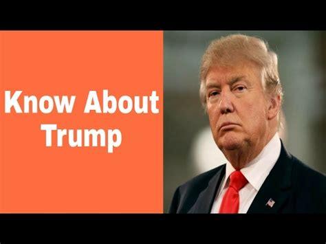 Donald trump book report
